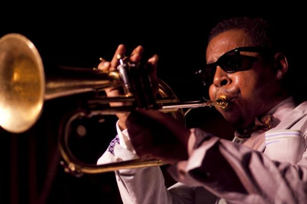 Roy Hargrove performs live at the Village Vanguard.