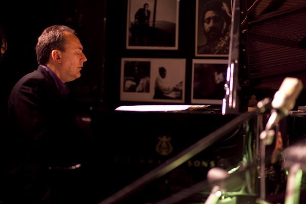 Pianist Michael Weiss.