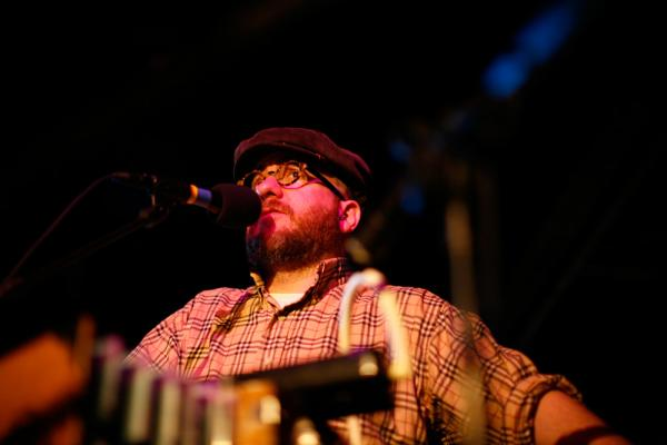 It's always quite the occasion when Stephin Merritt takes The Magnetic Fields on the road, and he certainly rewarded fans with old favorites as well as new songs in a laid-back set that closed out NPR Music's SXSW day party.
