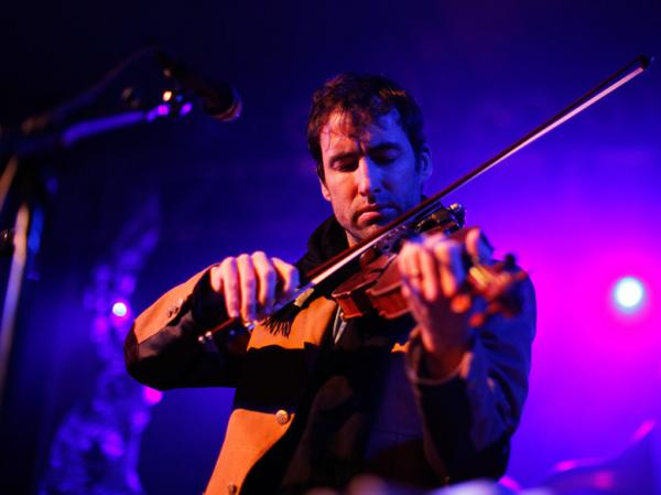 Andrew Bird performs at SXSW.