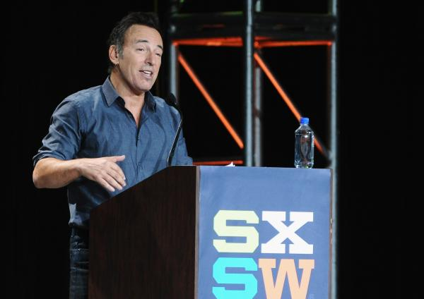 """We live in a post-authentic world. Today, authenticity is a house of mirrors."" That was just one of many memorable quotes from Bruce Springsteen's outstanding SXSW keynote that began Thursday. (Birzer)"