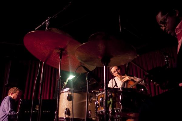 The Craig Taborn Trio.