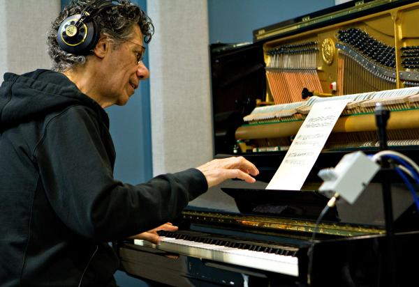 Chick Corea (pictured) and Jack DeJohnette recorded together way back in 1969, on Corea's <em>Is</em> and <em>Jamala</em> LPs.