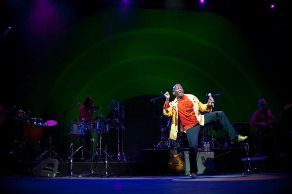 Reggae legend Jimmy Cliff opens the 2012 season of Celebrate Brooklyn in Prospect Park.