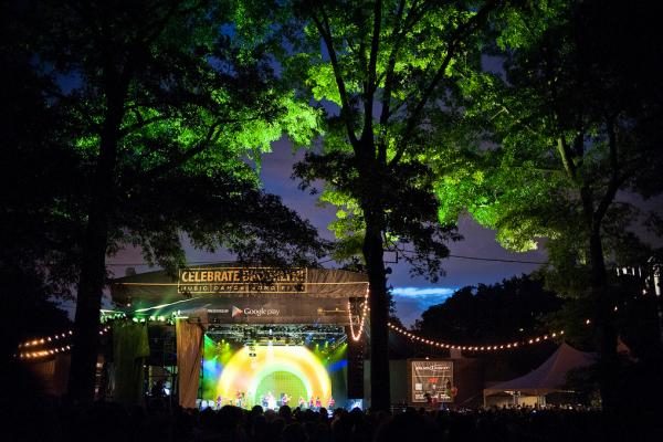 Launched in 1979, Celebrate Brooklyn is one of New York City's longest running, free, outdoor performing arts festivals.
