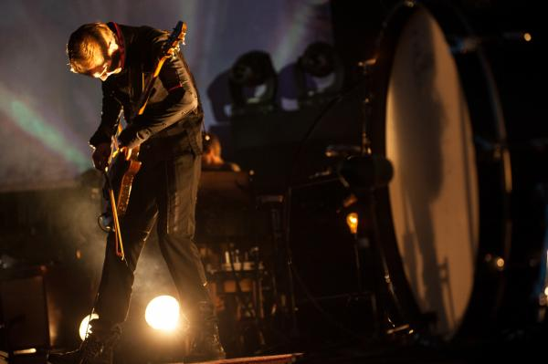 During Sigur Ros' four-year hiatus, Jonsi released the effervescent and uplifting 2010 solo album <em>Go.</em>