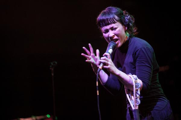 "Nagano brought the crowd to a standstill on the atypical slower number ""Twice.""<br /><br />"