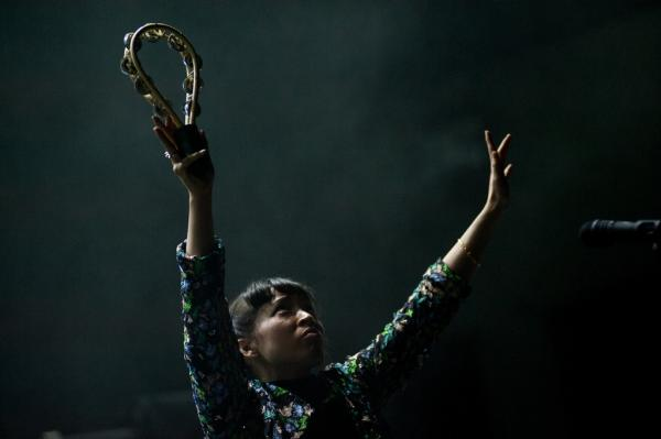The band has collaborated across genres with the likes of the Gorillaz, SBTRKT and Big Boi, but its experimental evolution is best experienced live.