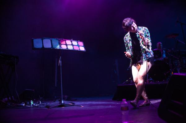 <p>The group is anchored by lead singer Yukimi Nagano's one-of-a-kind, soulful voice.</p><p></p>