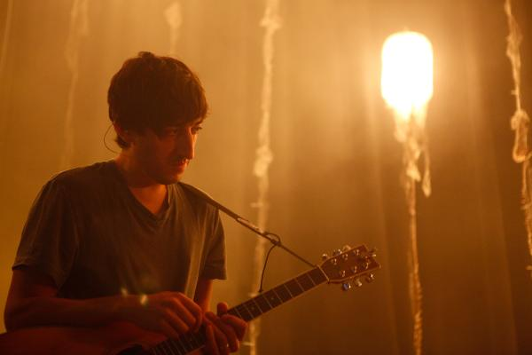 Grizzly Bear began in 2004 as a bedroom recording project for Massachusetts native Ed Droste (DROE-stee).
