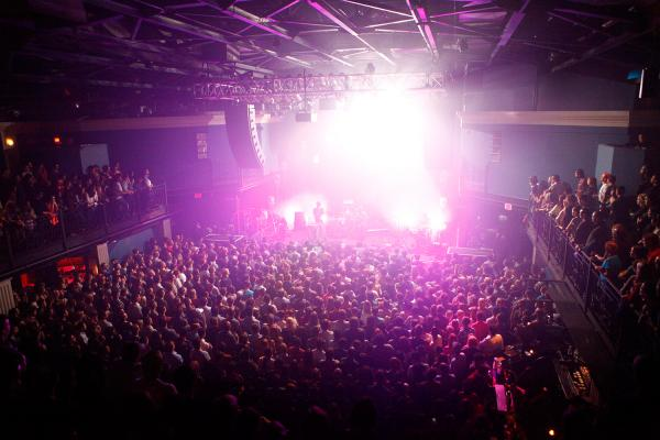 In the years since, Grizzly Bear has grown to a full band, giving sold-out shows at some of the most storied venues in the country, including the 9:30 Club in Washington, D.C