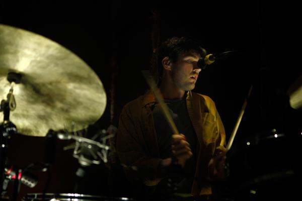 Drummer Christopher Bear has been with the group since it released its first album, <em>Horn Of Plenty</em>, in 2004. <em>Shileds</em> is Grizzly Bear's fourth full-length.