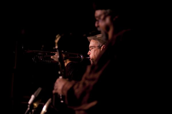 <p>Dave Douglas and Joe Lovano started the Sound Prints Quintet after playing together in the SFJAZZ Collective band.</p><p></p>