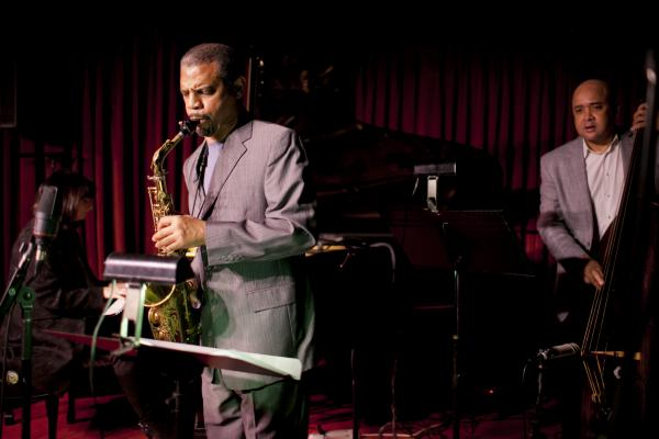 <p>Rosnes, Wilson and Washington saluted the late Dave Brubeck with one of his tunes in each set Wednesday night.</p><p></p>
