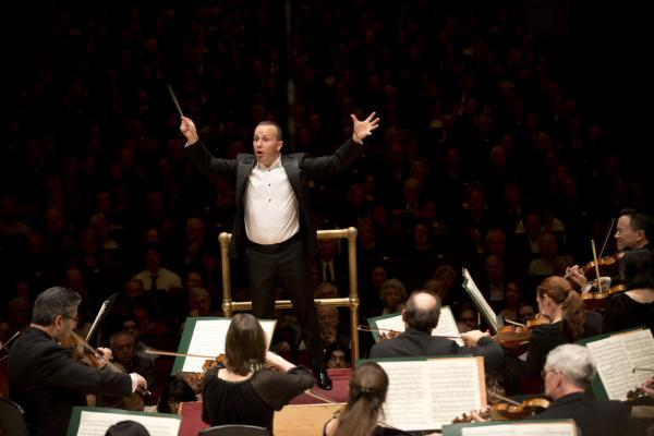 Conductor Yannick Nezet-Seguin, just 37, is in his first season as music director of the 113-year-old Philadelphia Orchestra.