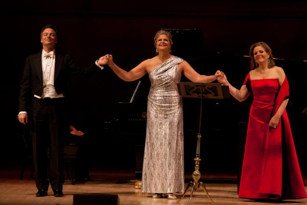"This concert of music from La Belle Époque was part of Reneé Fleming's ""Perspective Series"" at Carnegie Hall, where she is curating a set of four concerts over this season."