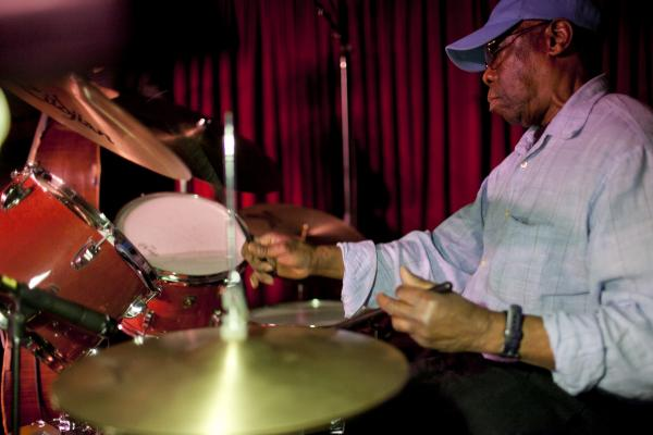 Andrew Cyrille.