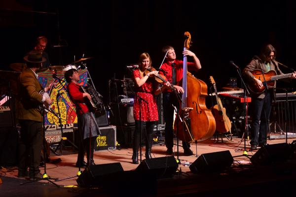 Black Prairie performs live at Mountain Stage.