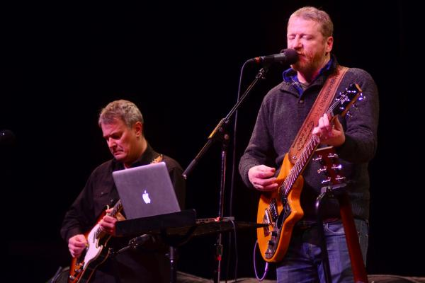 Camper Van Beethoven performs live on <em>Mountain Stage</em>.