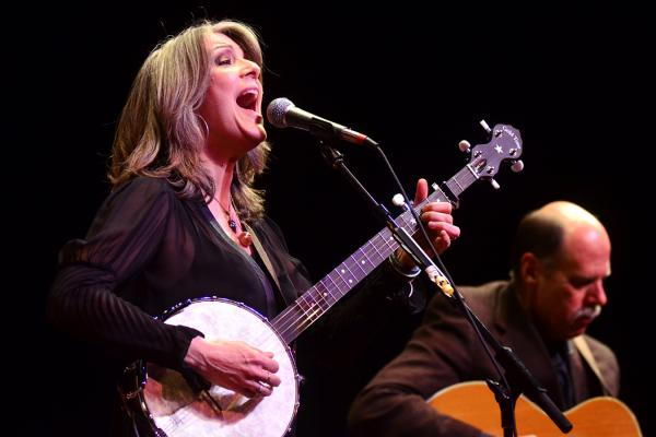 <p>Kathy Mattea performs live on <em>Mountain Stage</em>.</p><p></p>