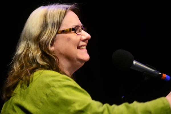 Kate Campbell makes her sixth appearance on <em>Mountain Stage</em>, recorded live at the Paramount Theater in Bristol, Tenn./Va.