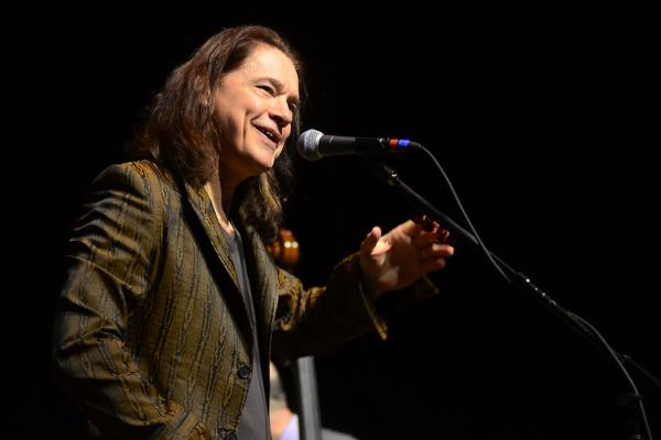 Robben Ford performs on <em>Mountain Stage</em>, recorded live at West Virginia University in Morgantown.