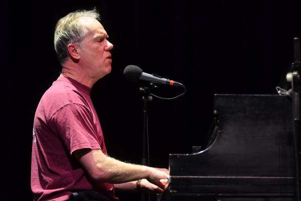 Loudon Wainwright III makes his 14th appearance on <em>Mountain Stage</em>, recorded live at the Culture Center Theater in Charleston, W.Va.