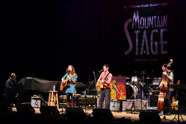 The Sea, The Sea makes its first appearance on <em>Mountain Stage</em>, recorded live in Charleston, W.Va.