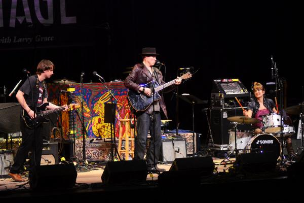 Paleface makes his first appearance on <em>Mountain Stage</em>, recorded live at the Culture Center Theater in Charleston, W.Va.
