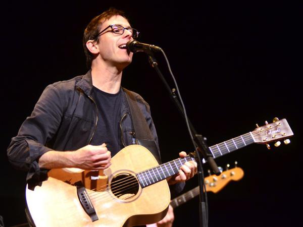Glen Phillips performs live on <em>Mountain Stage</em>.