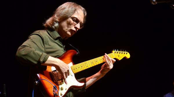 Sonny Landreth performs on <em>Mountain Stage</em>.