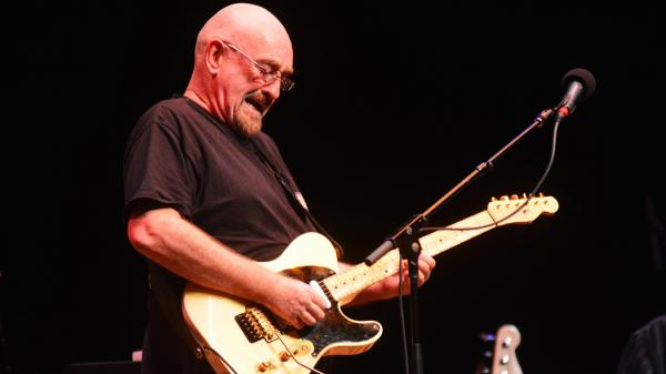 Dave Mason performs live on <em>Mountain Stage</em>.