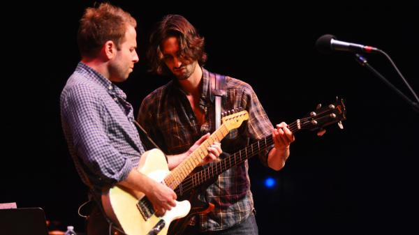 Dawes performs live on <em>Mountain Stage</em>.
