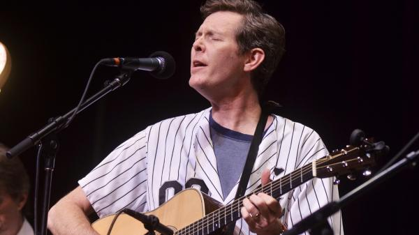 Robbie Fulks performs live on <em>Mountain Stage</em>.