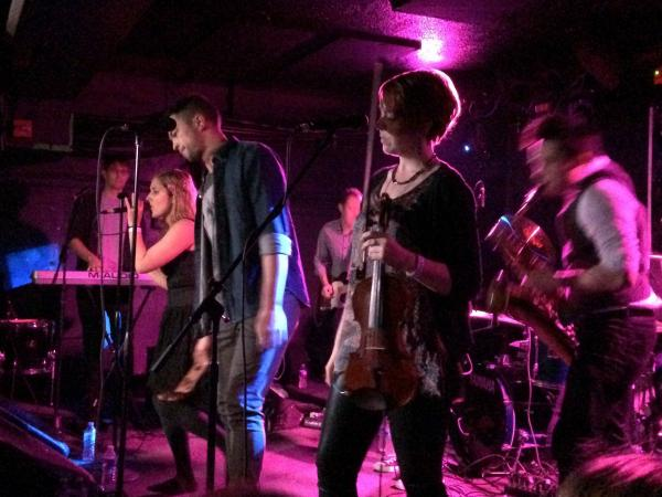San Fermin at Rock & Roll Hotel, Washington, D.C.