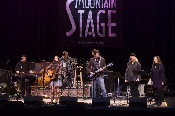 This is Charlie Faye's first appearance on <em>Mountain Stage</em>.