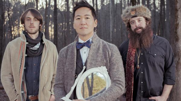 Kishi Bashi's new album, <em>Lighght</em>, comes out May 13.