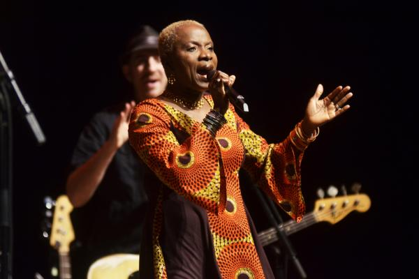<em>The Guardian</em> named Kidjo one of Top 100 Most Inspiring Women in the World.