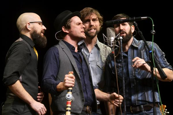The Steel Wheels.