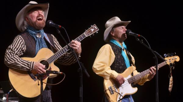 Michael Martin Murphey on Mountain Stage.
