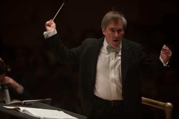 Conductor James Conlon often champions rarely heard music, and wanted to resuscitate R. Nathaniel Dett's 1937 oratorio <em>The Ordering of Moses </em>-- a piece whose broadcast premiere was interrupted.