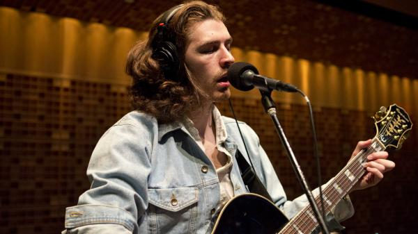 Hozier performs live in Studio 1 at NPR's Washington, D.C. headquarters.