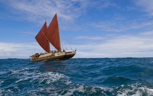 Hokulea, Hawaii's famous Polynesian canoe, is about to set sail around the world with not a shred of navigational equipment. No GPS, no compass — not even a watch.