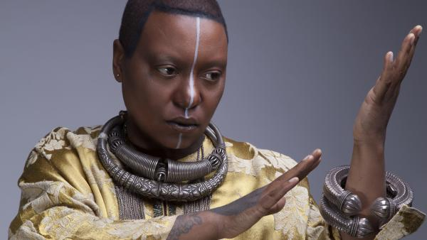 Meshell Ndegeocello's new album, <em>Comet, Come to Me</em>, comes out June 3.