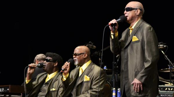 The Blind Boys of Alabama.