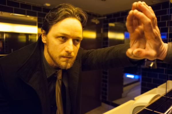 <em>Filth</em> is based on a novel by Irvine Welsh — who also wrote the profane, drug-fueled epic <em>Trainspotting. </em>James McAvoy plays Detective Sergeant Bruce Robertson — a bigoted junkie cop — with enough foul-mouthed sleaze to be thoroughly off-putting.