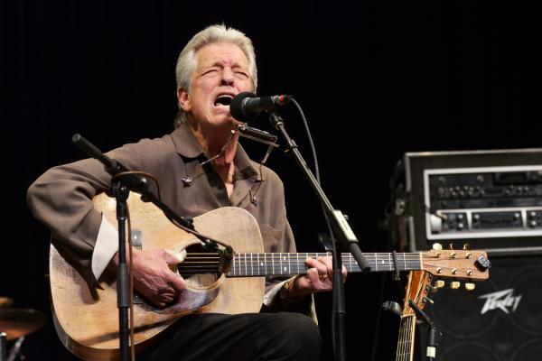 John Hammond performs live on <em>Mountain Stage</em>.