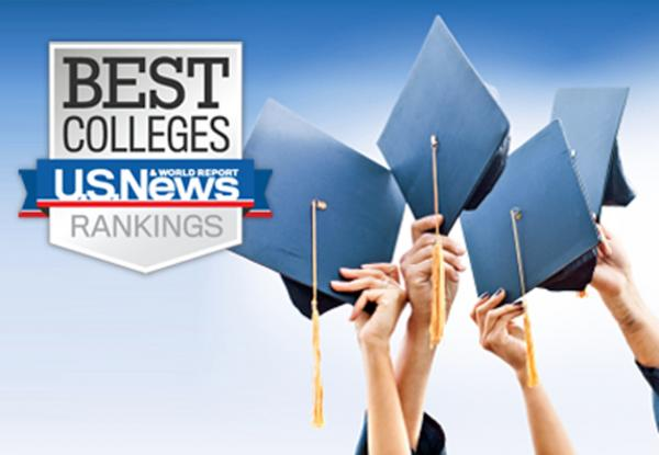 Are ranking publications actually helpful to high school students in helping them choose a college or university? (U.S. News & World Report)
