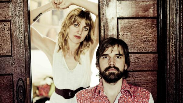 Anais Mitchell and Jefferson Hamer's collaborative album is titled <em>Child Ballads</em>.