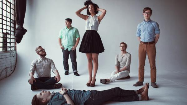 Phox's self-titled debut comes out June 24.